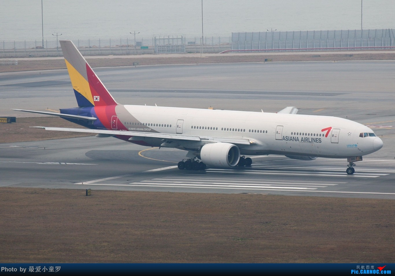Re:[原创]2015年1月25日香港沙螺湾烂天拍机第二集——波音777 BOEING 777-200ER HL7500