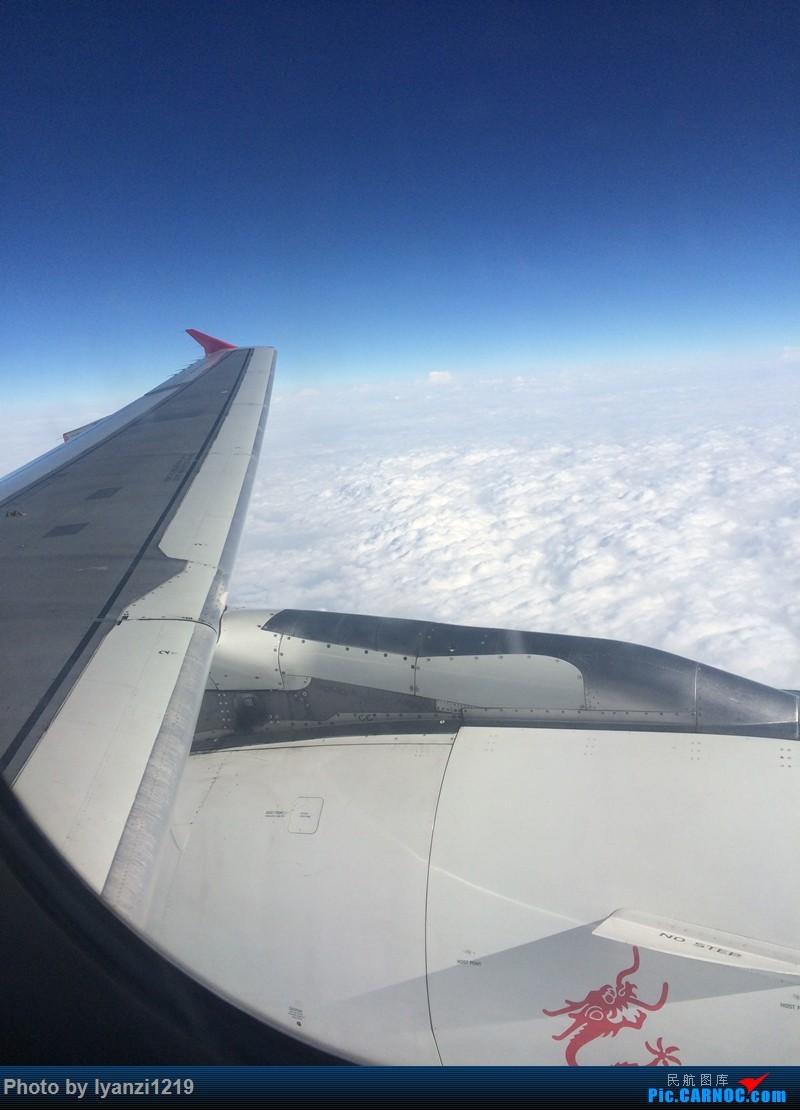 Re:春节假期 CTU-HKG-ICN AIRBUS A320-200 B-HSM 中国成都双流国际机场