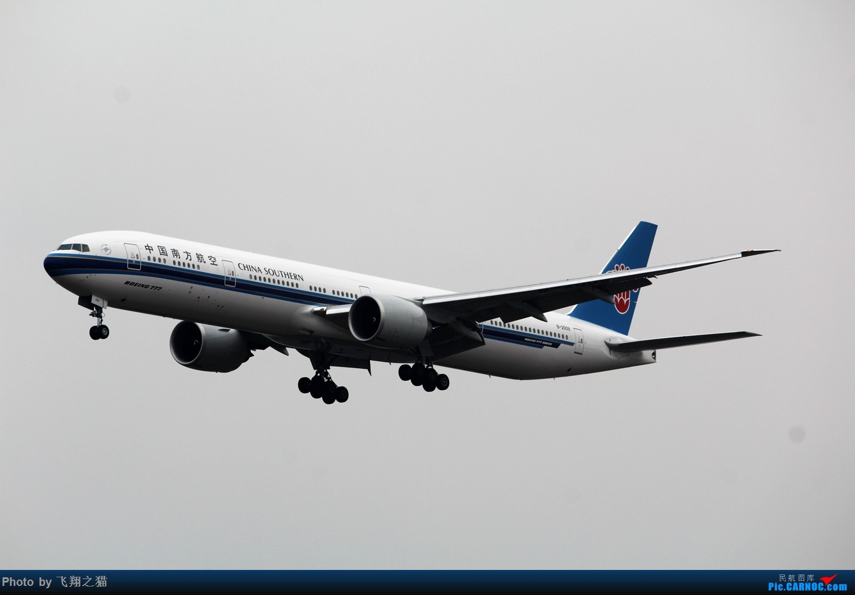 Re:[原创]2015CKG春运最后的疯狂 BOEING 777-300ER B-2009 重庆江北国际机场