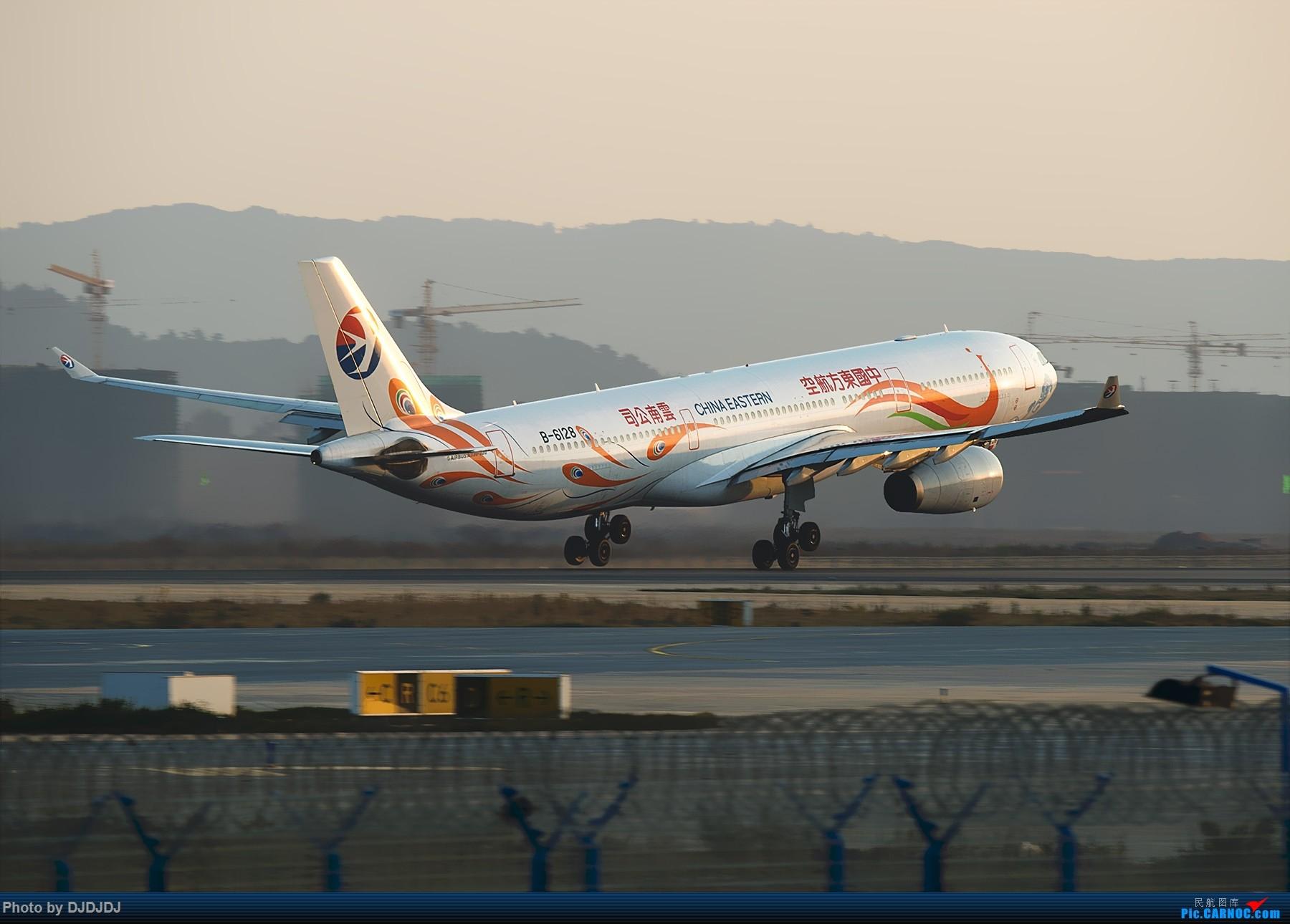 Re:[原创]【BLDDQ】6128和冰总 AIRBUS A330-300 B-6128 中国昆明长水国际机场机场