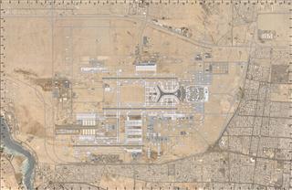 Re:沙特吉达 阿卜杜勒-阿齐兹国王国际机场新航站楼图(在建)