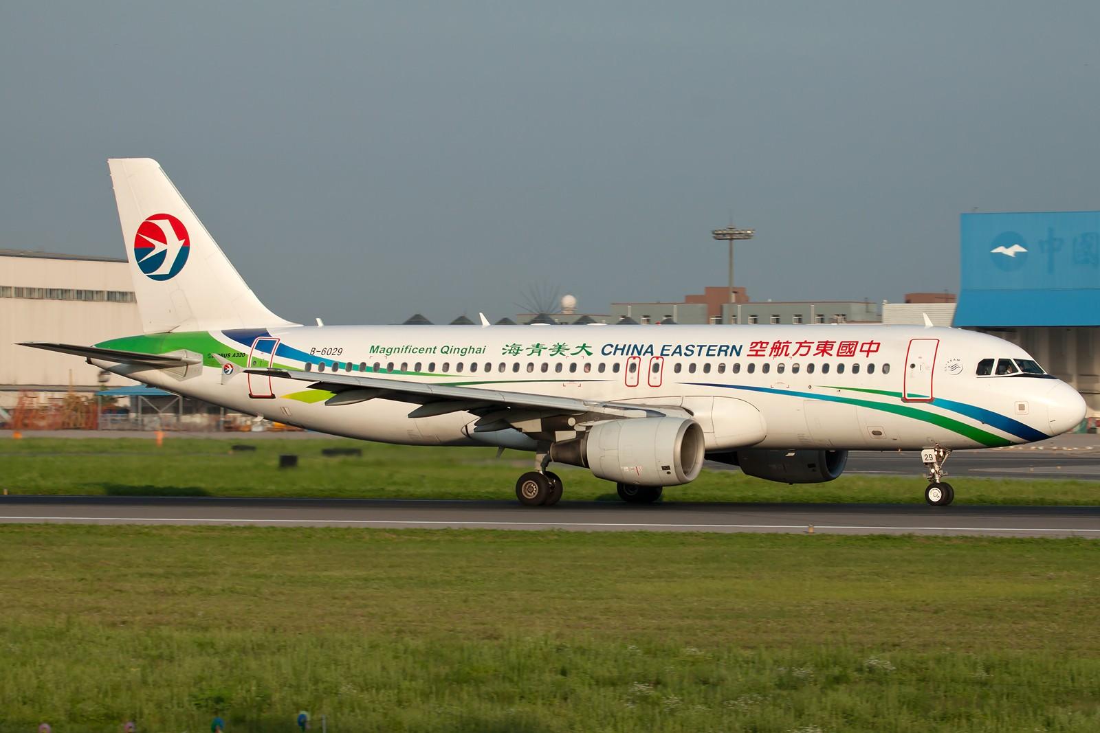 [原创]SHE一组 AIRBUS A320-200 B-6029 中国沈阳桃仙国际机场