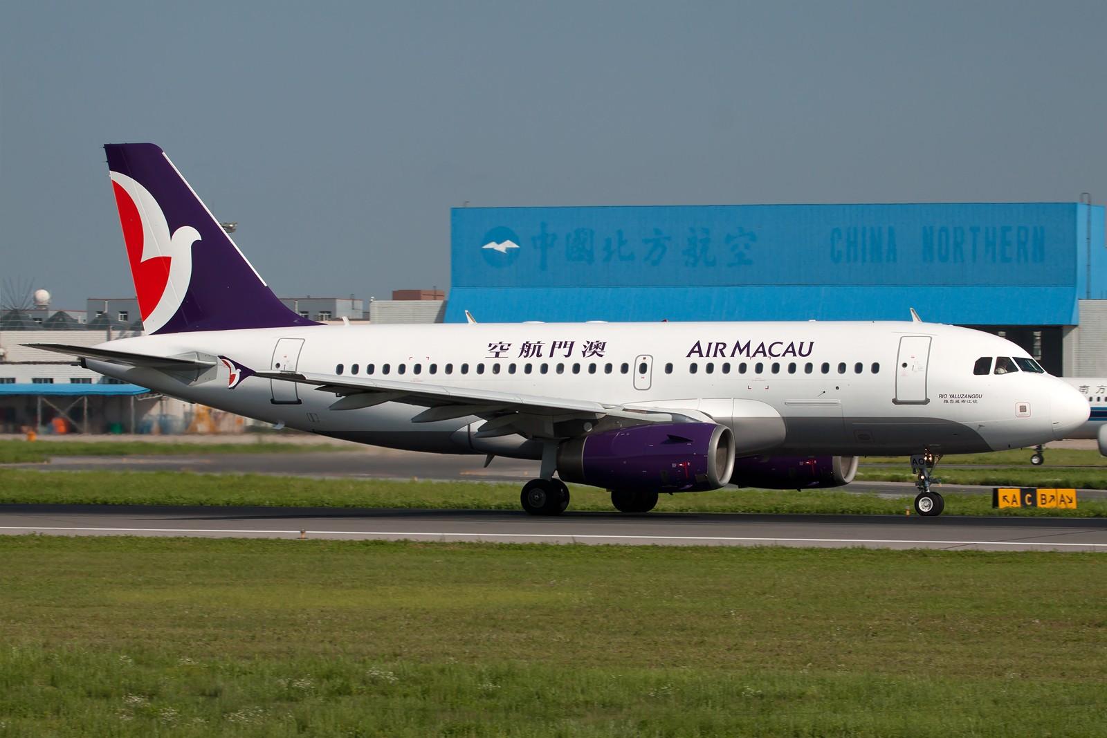 Re:[原创]SHE一组 AIRBUS A319-100 B-MAO 中国沈阳桃仙国际机场