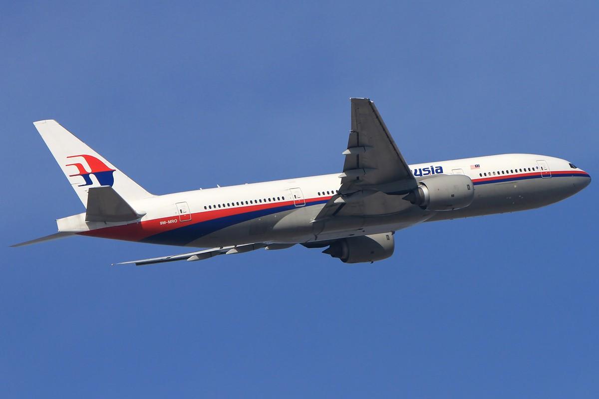 [原创][一图党] 9M-MRO 2014-03-07 MH371 BOEING 777-200ER 9M-MRO 中国北京首都国际机场
