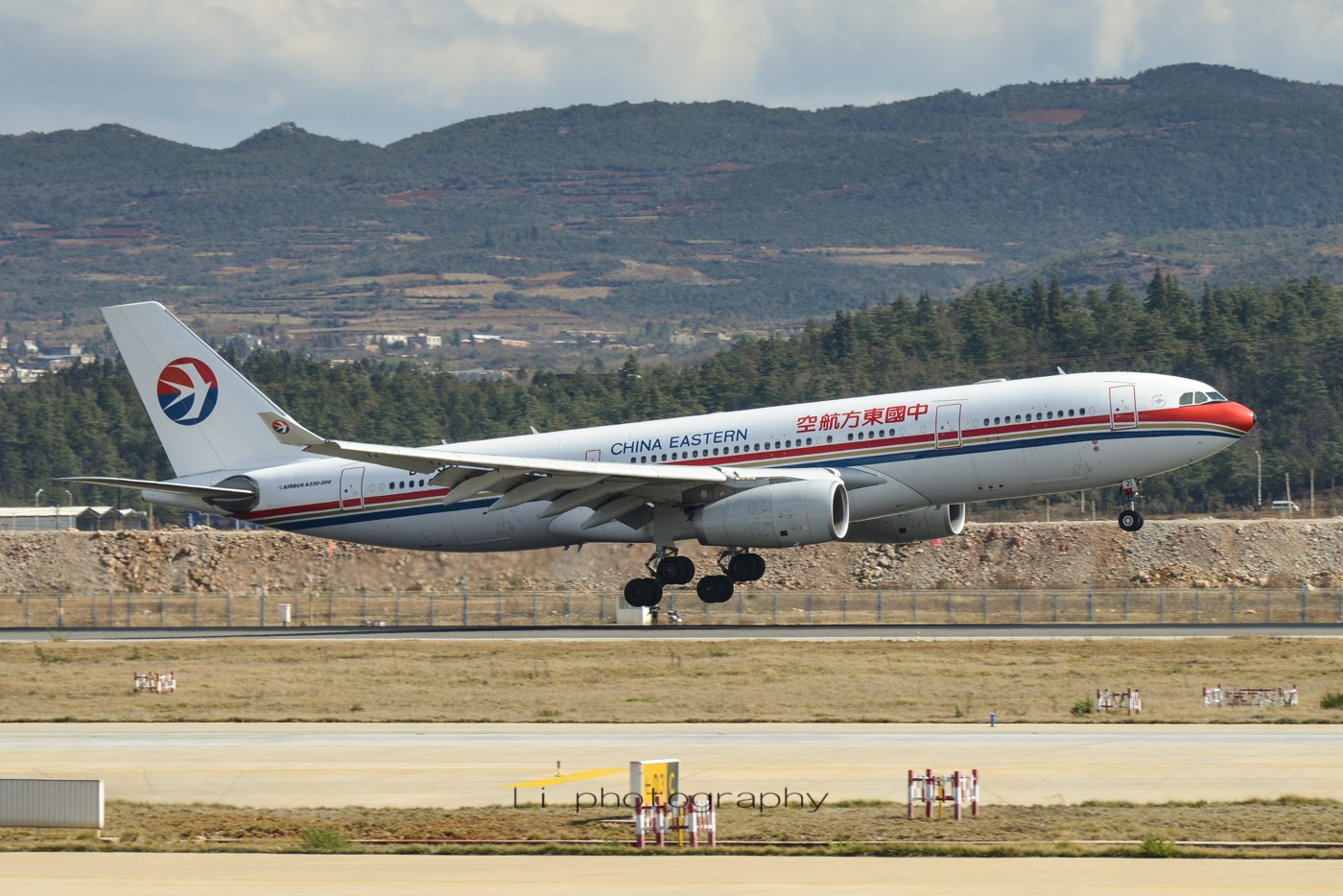Re:发错 请删 AIRBUS A330-200 B-5921 中国昆明长水国际机场机场