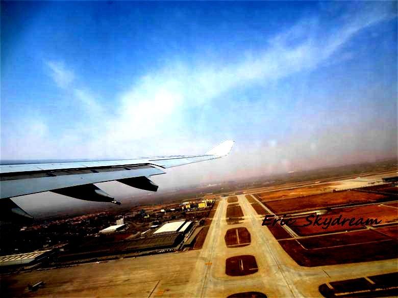 Re:[原创]<Eric's Journal> 01 飞雪 伙伴 御风长安之旅 新人首篇游记 AIRBUS A330-200 B-6548 中国西安咸阳国际机场
