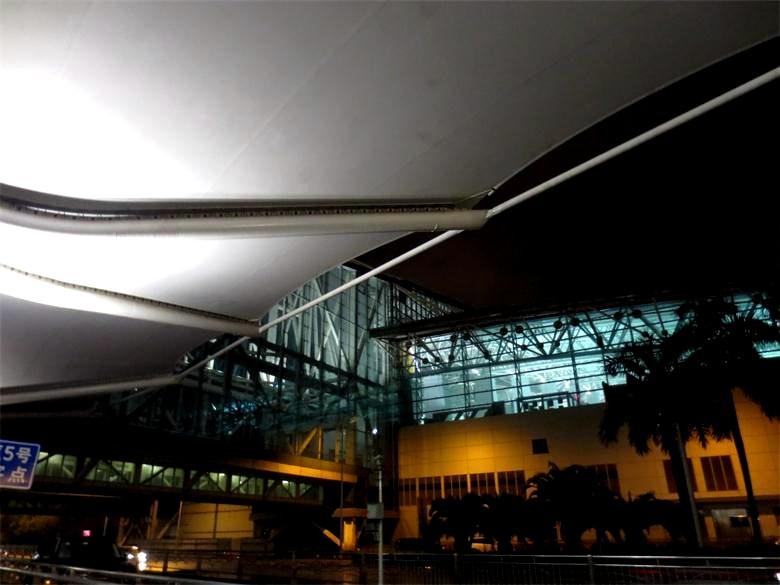 Re:[原创]<Eric's Journal> 01 飞雪 伙伴 御风长安之旅 新人首篇游记    中国广州白云国际机场