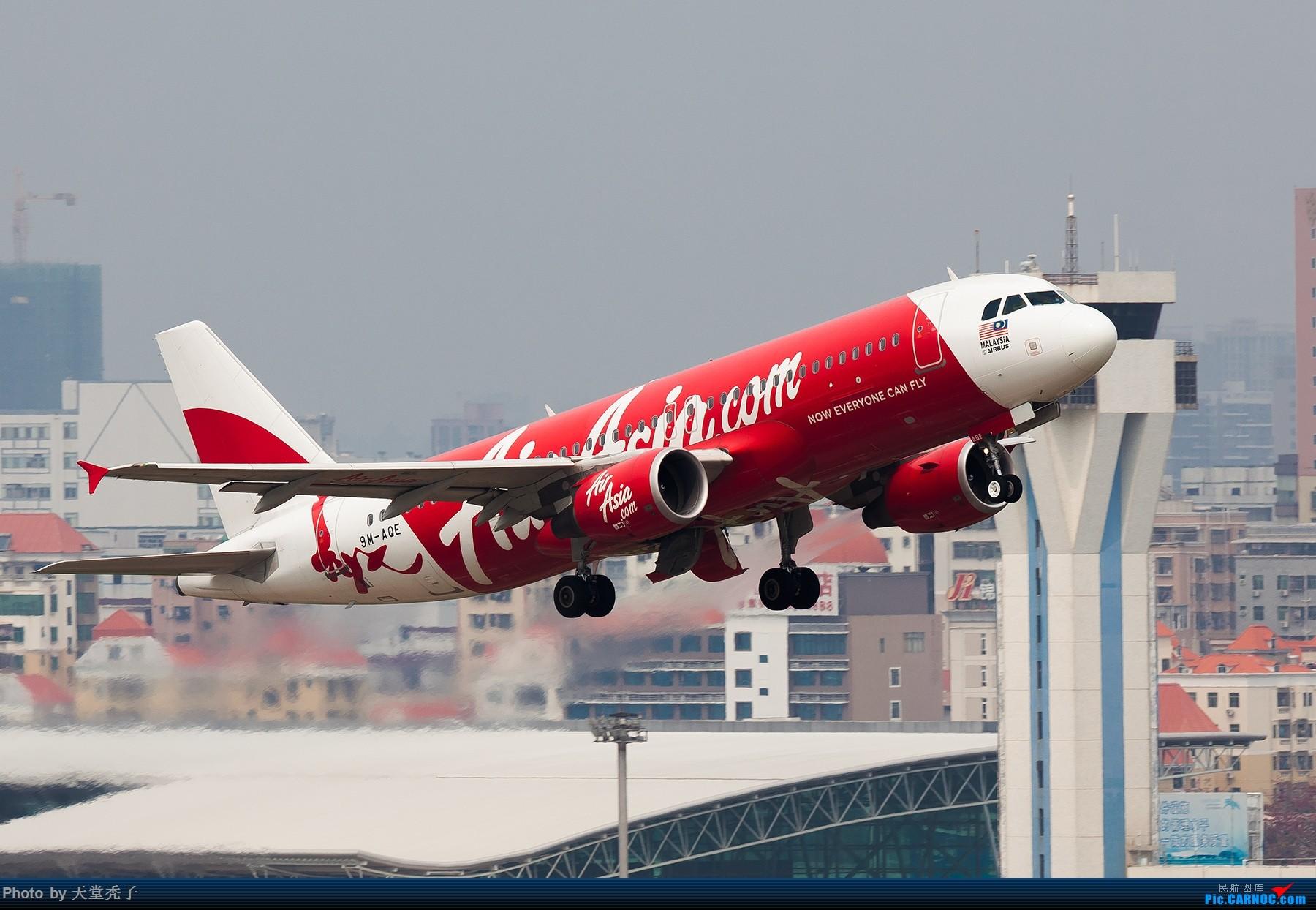 Re:[原创]路过,拍过,怀念过 AIRBUS A320 9M-AQE 中国深圳宝安国际机场