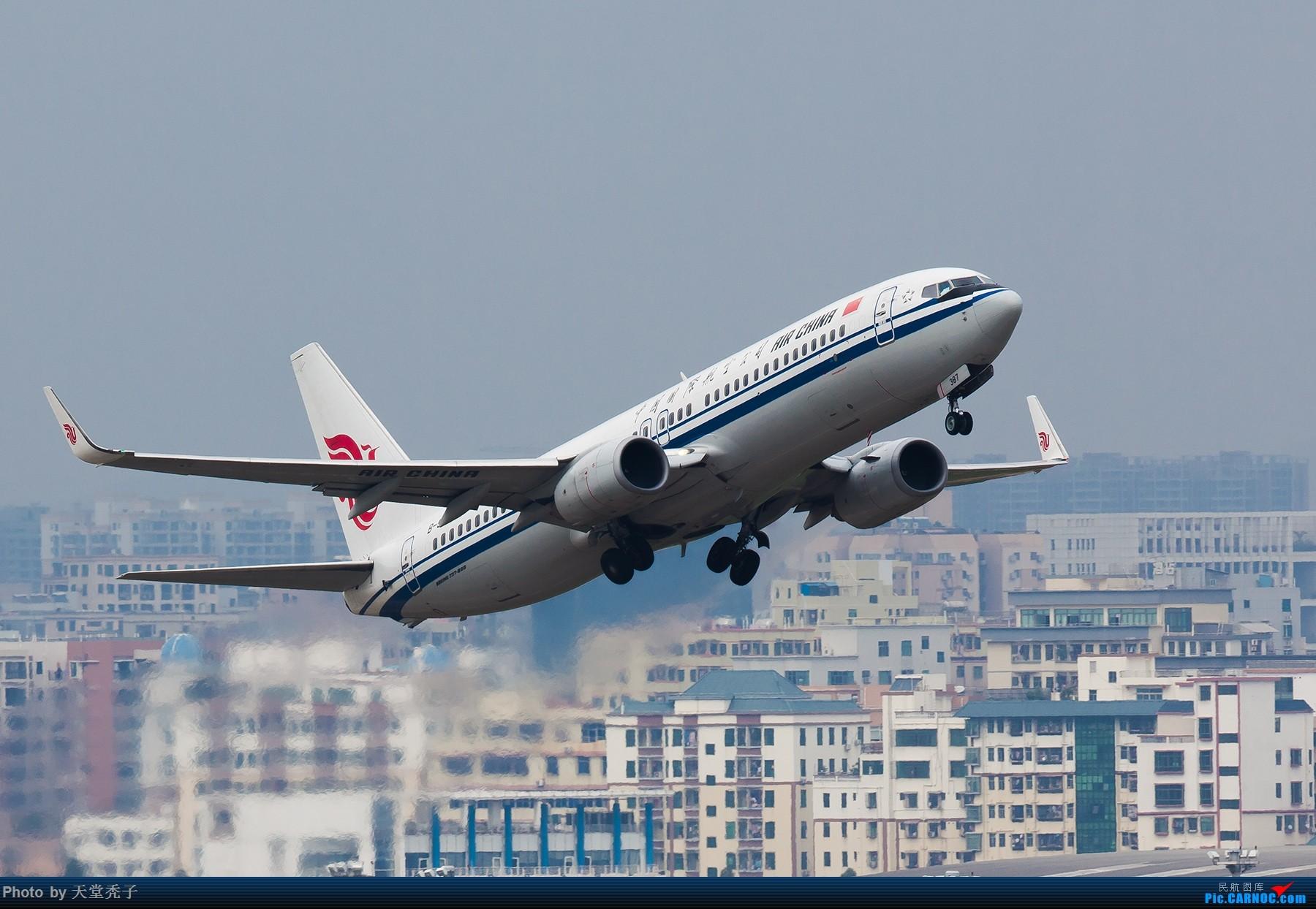 Re:[原创]路过,拍过,怀念过 BOEING 737-800 B-5387 中国深圳宝安国际机场