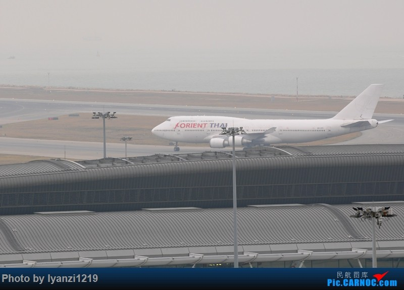 Re:[原创]春节假期 CTU-HKG-ICN    中国香港赤鱲角国际机场