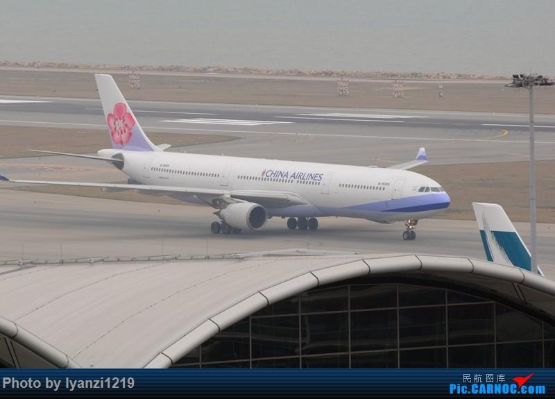 Re:[原创]春节假期 CTU-HKG-ICN AIRBUS A330-300 B-18352 中国香港赤鱲角国际机场