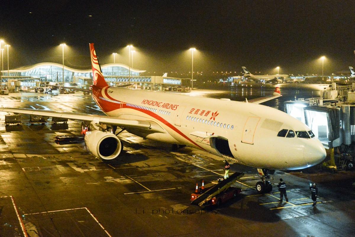 Re:[原创]【CKG打机队】炒个冷饭——香港赤鱲角机场候机随拍 AIRBUS A330-300 B-LNM 中国香港赤鱲角国际机场