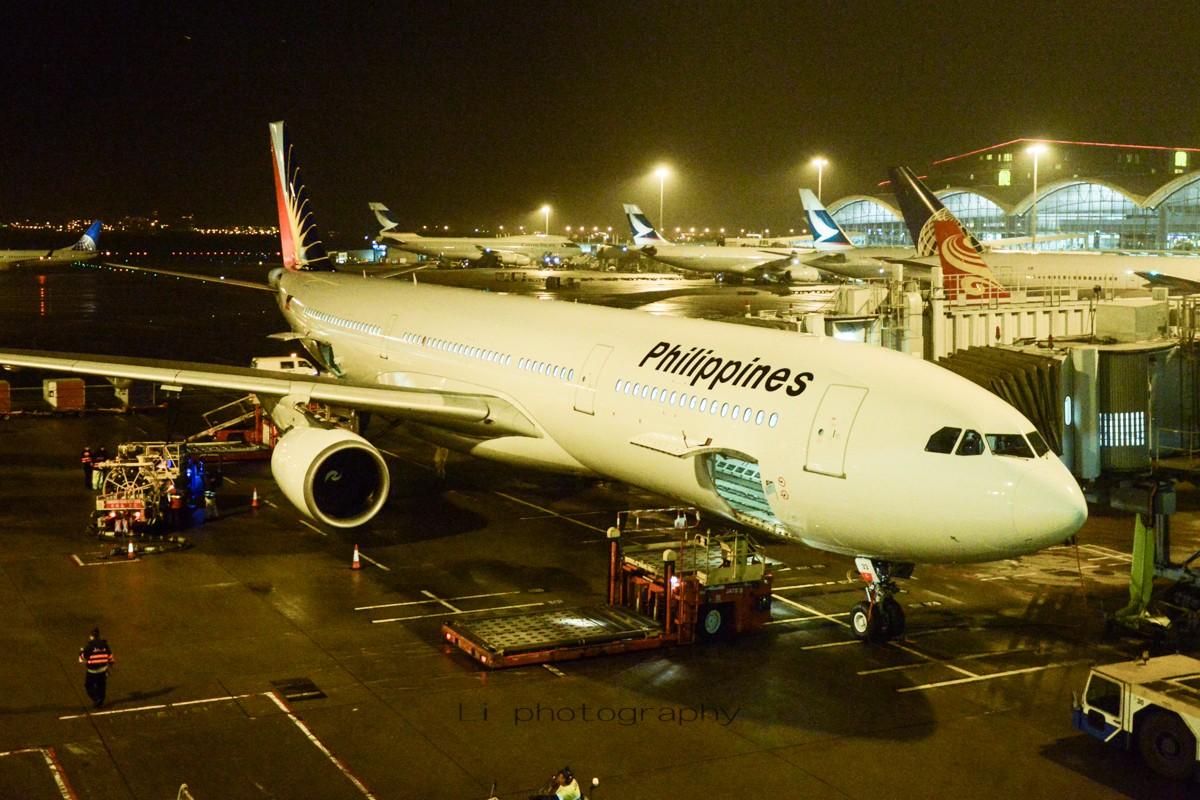 Re:[原创]【CKG打机队】炒个冷饭——香港赤鱲角机场候机随拍 AIRBUS A330-300  中国香港赤鱲角国际机场