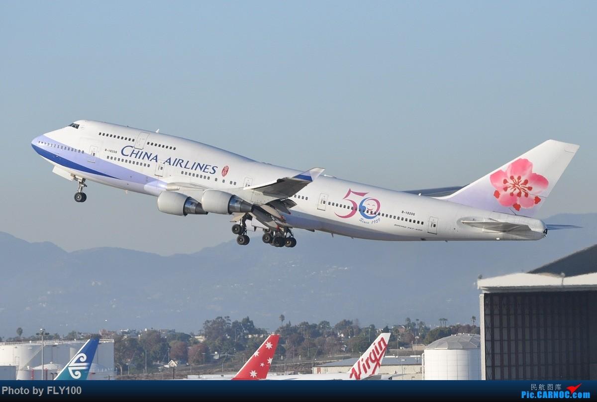 Re:[原创]【LAX】新货都发完了,来点存货吧 #Imperial Hill# BOEING 747-400 B-18208 美国洛杉矶机场