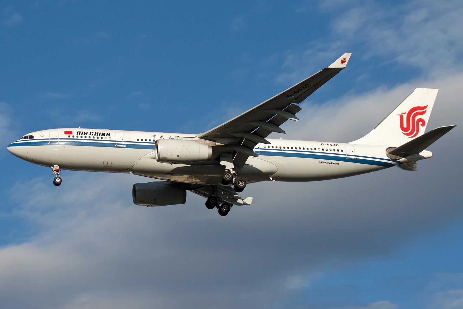Re:[原创]求好天儿... [10pics] AIRBUS A330-200 B-6540 中国北京首都国际机场