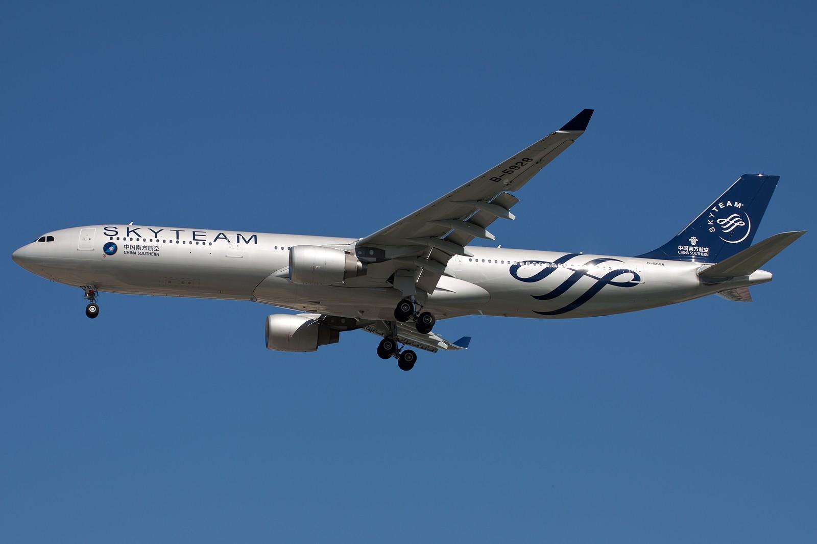 Re:[原创]再来10张 AIRBUS A330-300 B-5928 中国北京首都国际机场