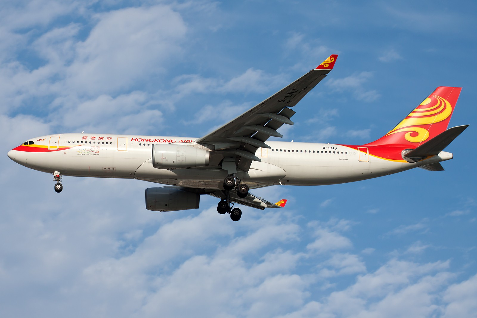 Re:[原创]再来10张 AIRBUS A330-200 B-LNJ 中国北京首都国际机场
