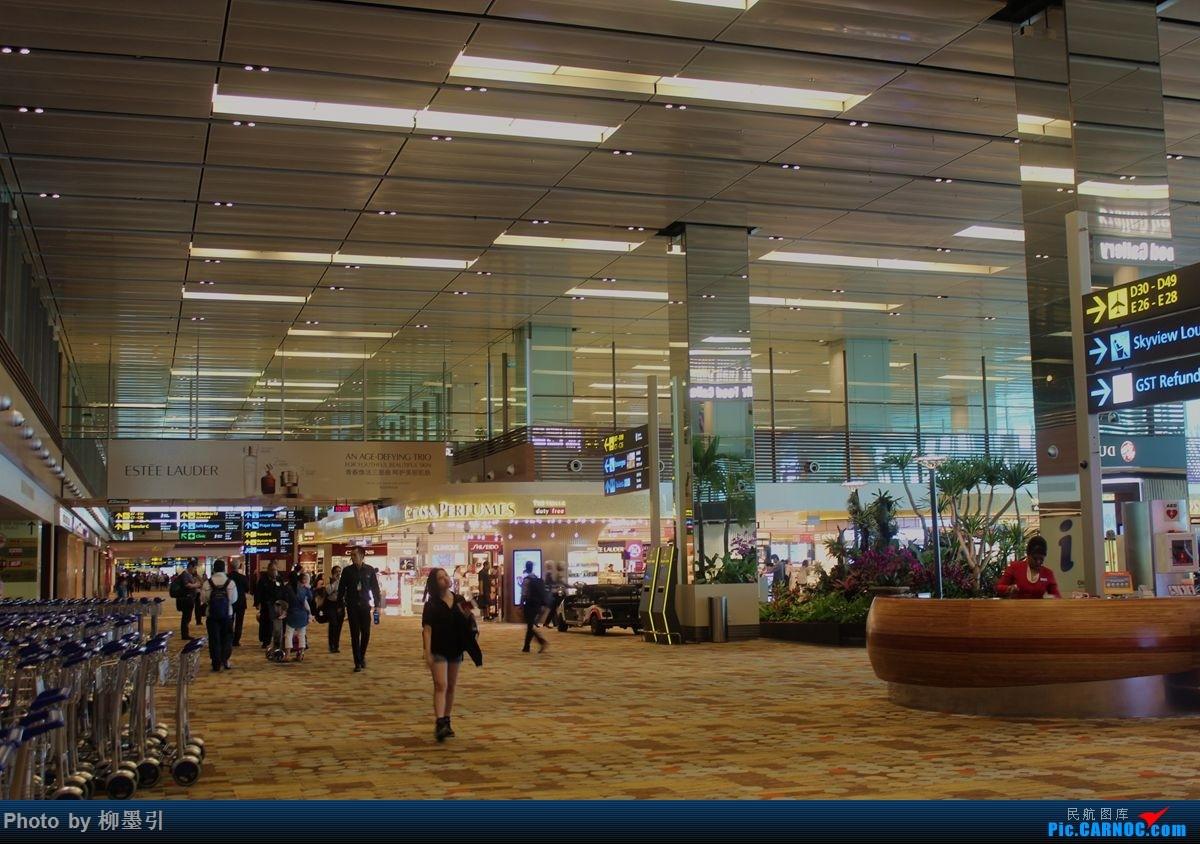 Re:[原创]无聊跑去跑去槟城晃悠两天找找壁画~亚航 SIN-PEN-SIN AK750/AK759~    新加坡樟宜机场
