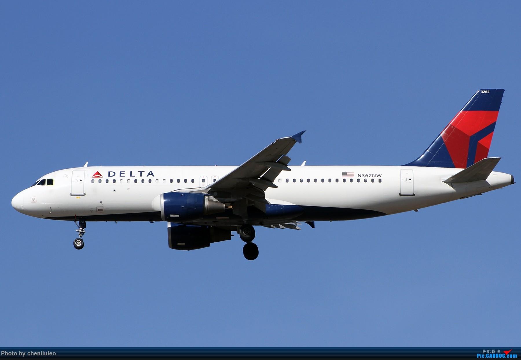 Re:[原创]【杭州飞友会】KSTL拍机。AA WN DL F9 BBJ 1800大图 AIRBUS A320-212 N362NW 美国圣路易斯机场