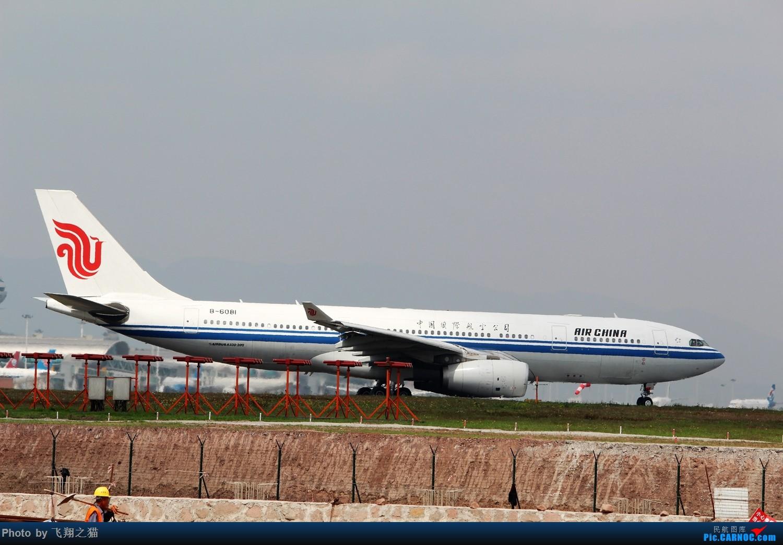 Re:[原创]2015春游CKG(山航慈祥父母.奥凯十年纪念.恩施彩绘) AIRBUS A330-200 B-6081 重庆江北国际机场