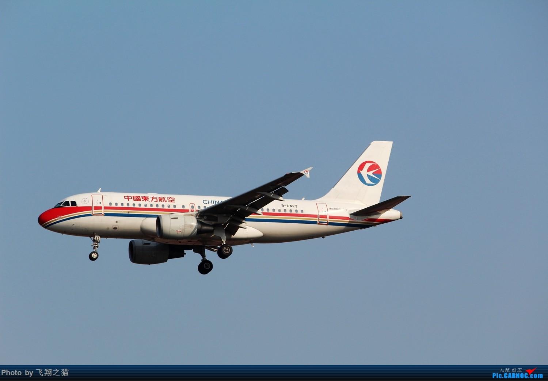 Re:[原创]2015春游CKG(山航慈祥父母.奥凯十年纪念.恩施彩绘) AIRBUS A319 B-6423 中国重庆江北国际机场