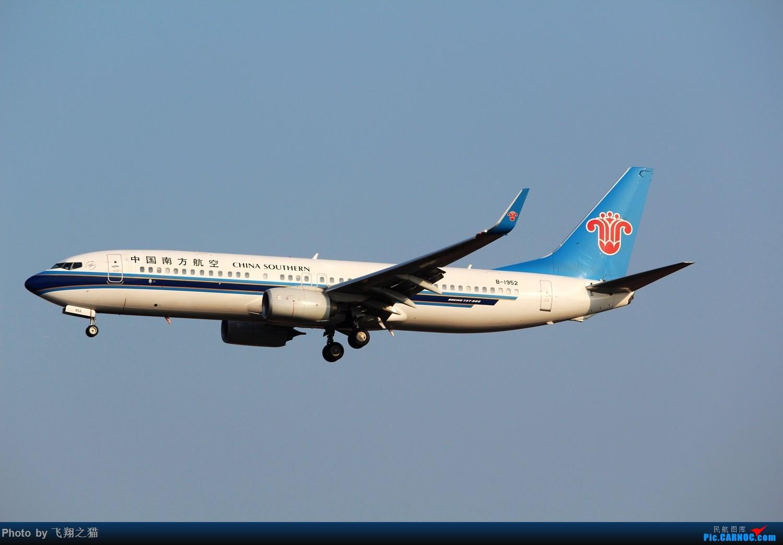 Re:[原创]2015春游CKG(山航慈祥父母.奥凯十年纪念.恩施彩绘) BOEING 737-800 B-1952 中国重庆江北国际机场