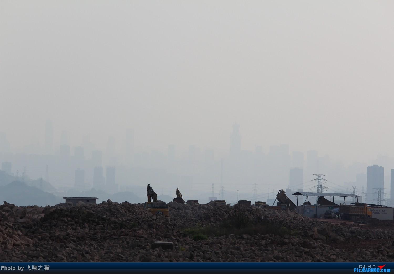 Re:[原创]2015春游CKG(山航慈祥父母.奥凯十年纪念.恩施彩绘)    中国重庆江北国际机场