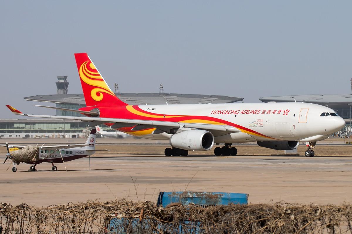 Re:[原创]2015-03-21 TSN一组 [10pics] AIRBUS A330-200 B-LNW 中国天津滨海国际机场