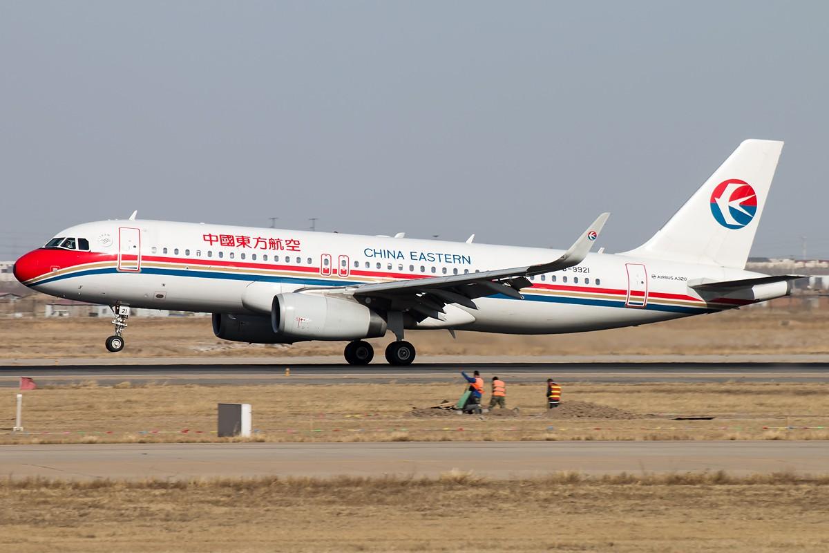 Re:[原创]2015-03-21 TSN一组 [10pics] AIRBUS A320-200 B-9921 中国天津滨海国际机场