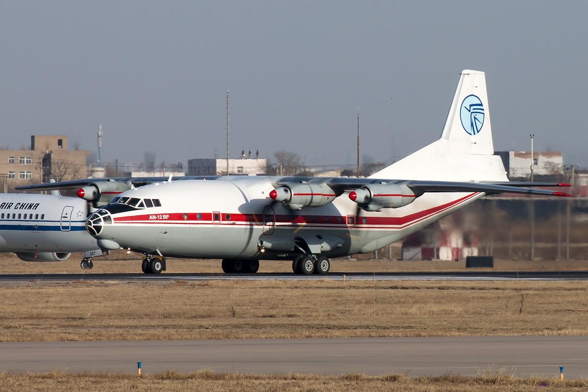 Re:[原创]Ukraine Air Alliance (UAA) UR-CAK An-12BP [4pics] AN-12BP UR-CAK 中国天津滨海国际机场