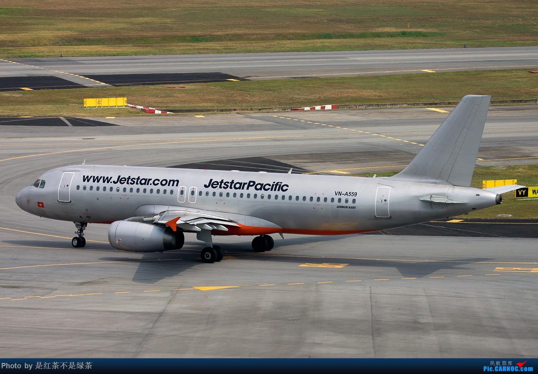 Re:[原创]【红茶拍机】新加坡樟宜拍机,duang都是国内少见货色! AIRBUS A320 VN-A559 新加坡樟宜机场