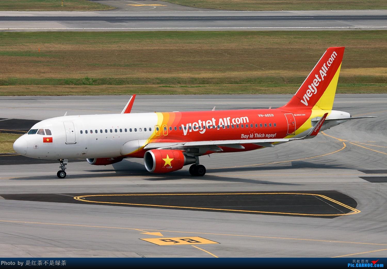 Re:[原创]【红茶拍机】新加坡樟宜拍机,duang都是国内少见货色! AIRBUS A320 VN-A659 新加坡樟宜机场