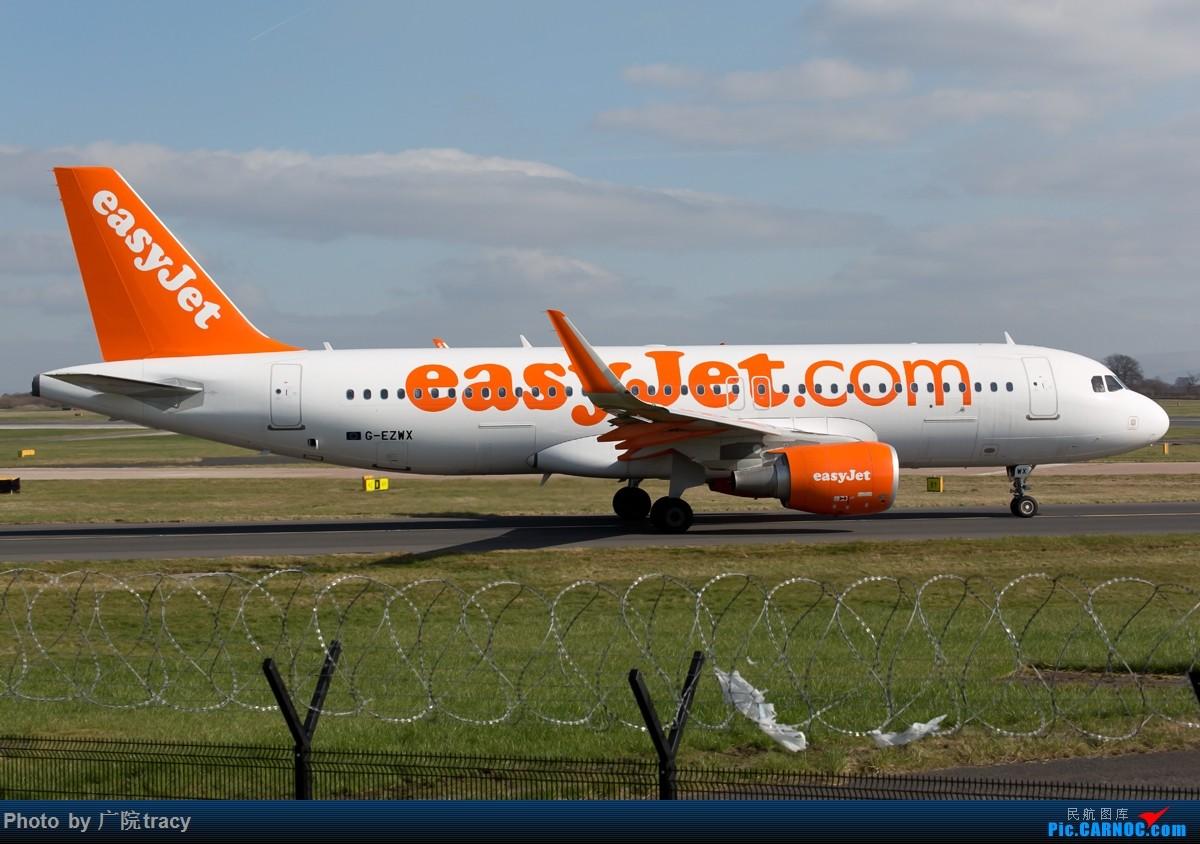Re:[原创]★ ★ ★ ★ ★这一次给大家带来全英格兰拍机最爽的曼彻斯特国际机场★ ★ ★ ★ ★ AIRBUS A320-200 G-EZWX 曼彻斯特国际机场