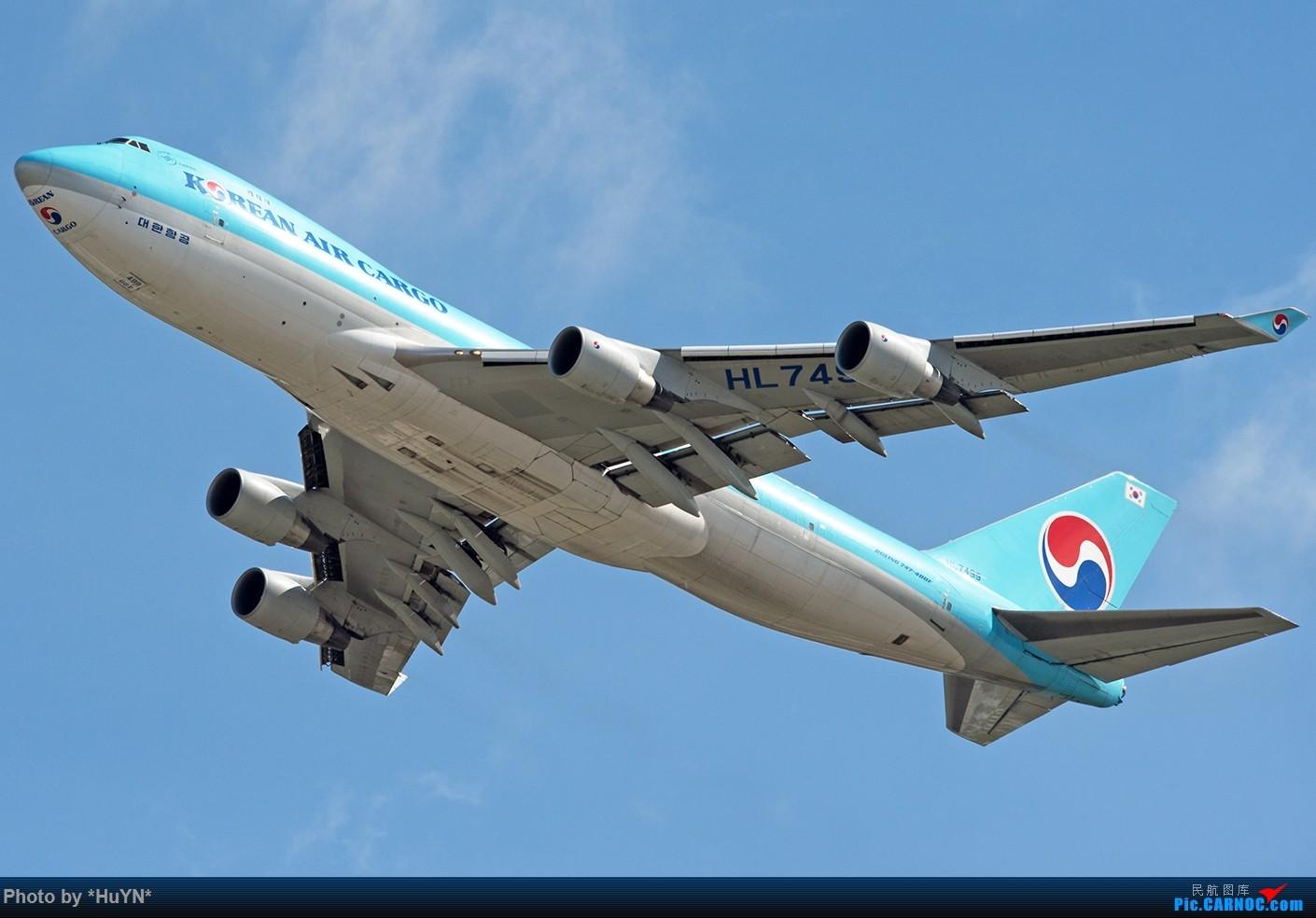[原创]存货一组(不看后悔) BOEING 747-400 HL7499 中国香港赤鱲角国际机场
