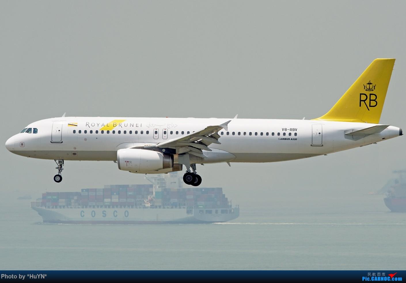 Re:[原创]存货一组(不看后悔) AIRBUS A320 V8-RBV 中国香港赤鱲角国际机场