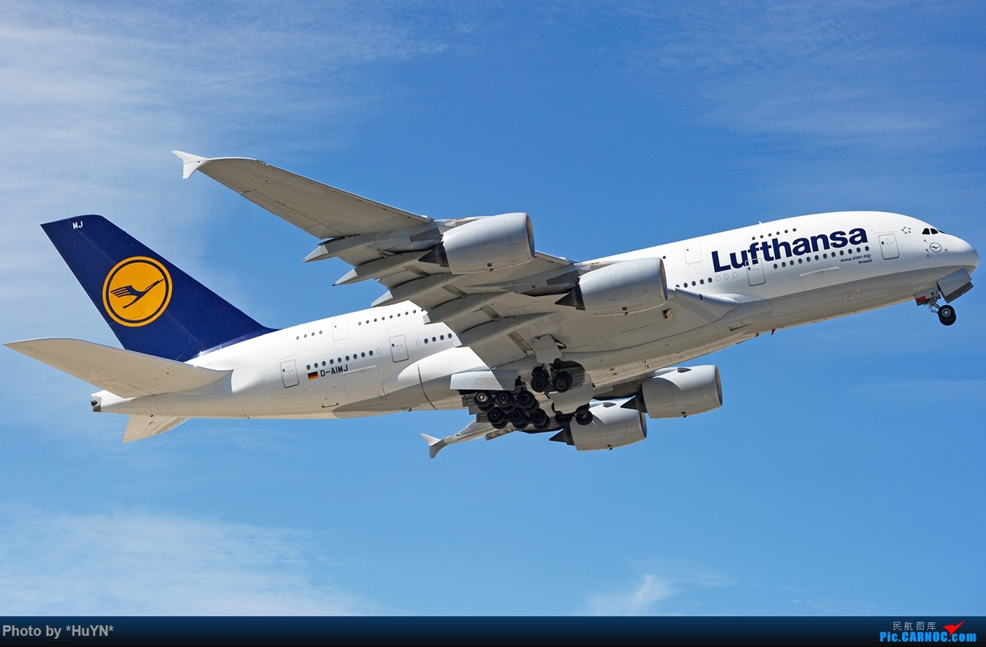 Re:[原创]存货一组(不看后悔) AIRBUS A380-800 D-AIMJ 中国北京首都国际机场