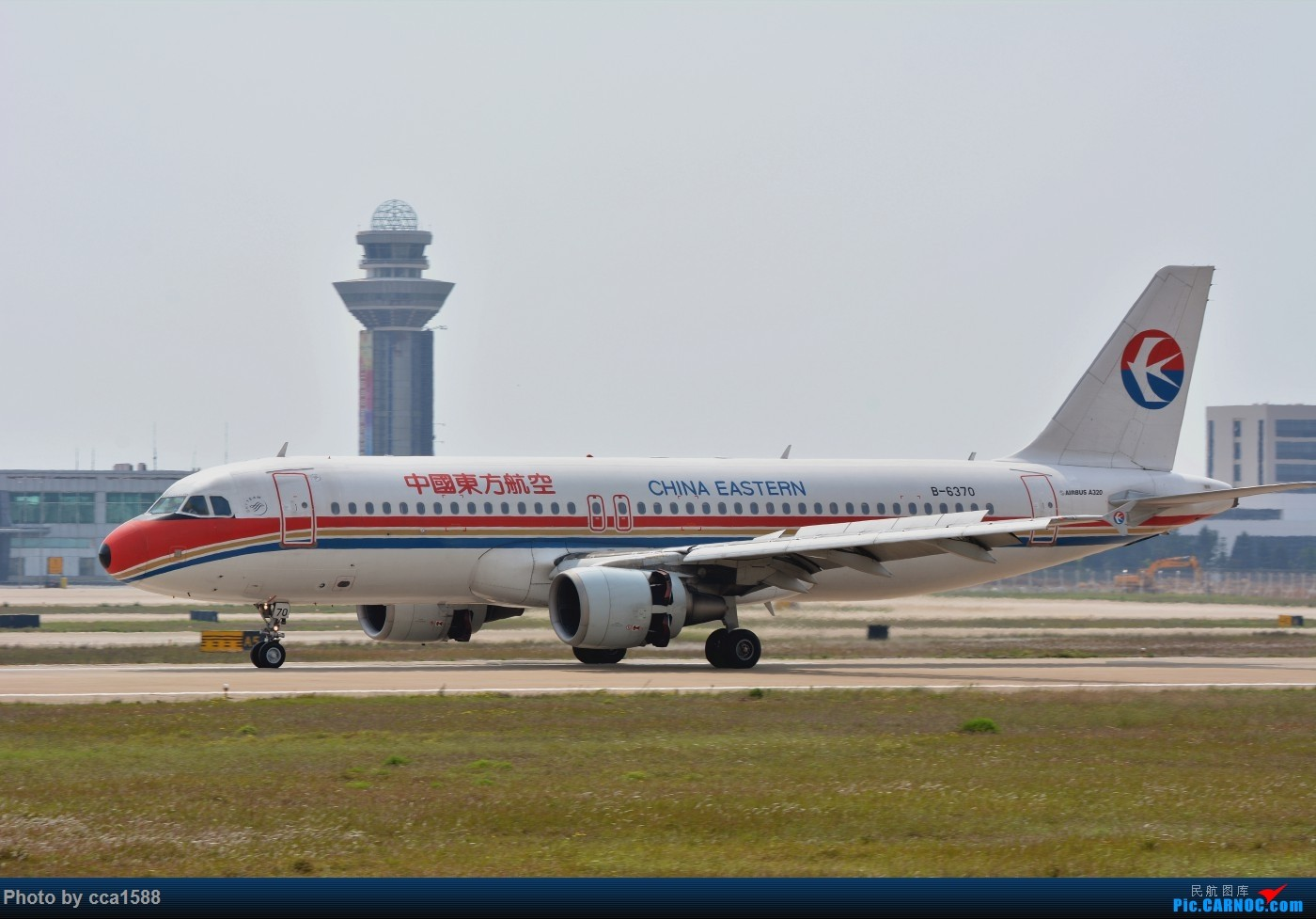Re:[原创]【福州飞友会】6周年!要的就是那个气氛!~! AIRBUS A320-200 B-6370 中国福州长乐国际机场