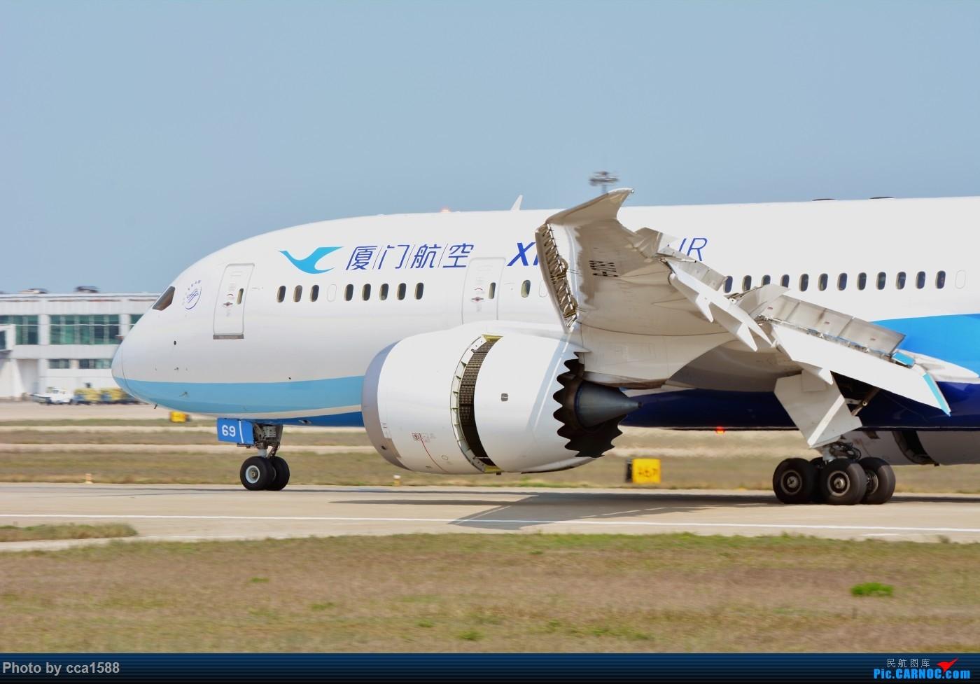 Re:[原创]【福州飞友会】6周年!要的就是那个气氛!~! BOEING 787-8 B-2769 中国福州长乐国际机场