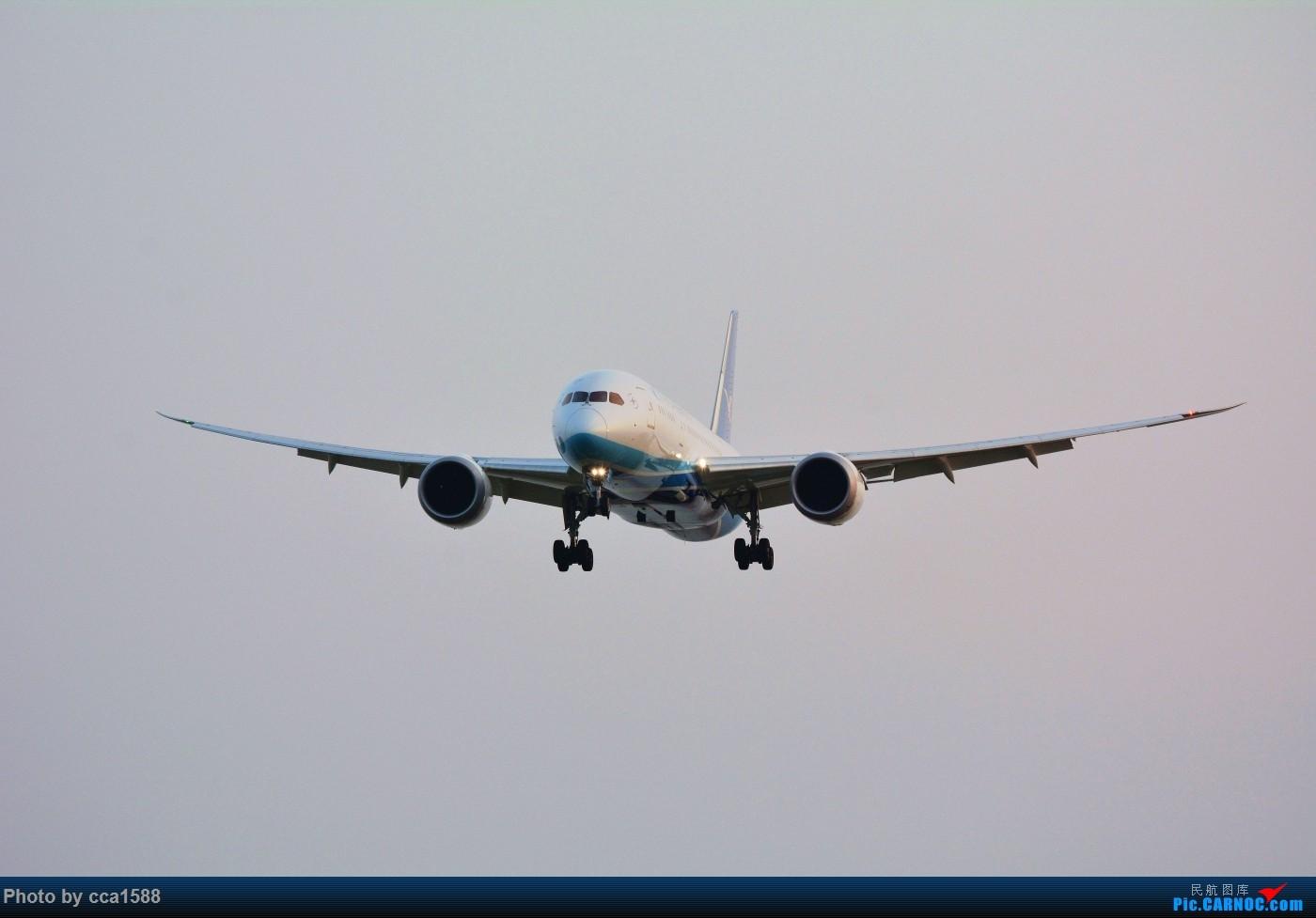 Re:[原创]【福州飞友会】6周年!要的就是那个气氛!~! BOEING 787-8 B-2768 中国福州长乐国际机场