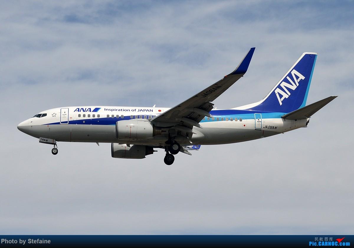 Re:[原创][DLC]大风吹来的蓝天 BOEING 737-700 JA06AN 中国大连周水子国际机场