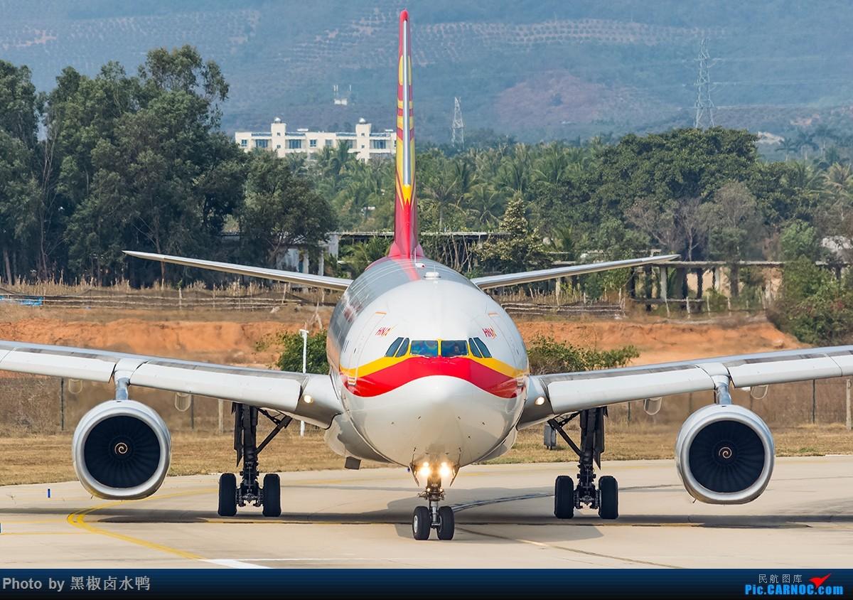 [原创]【一图】空客月就要过去 AIRBUS A330-300 B-5905 中国三亚凤凰国际机场