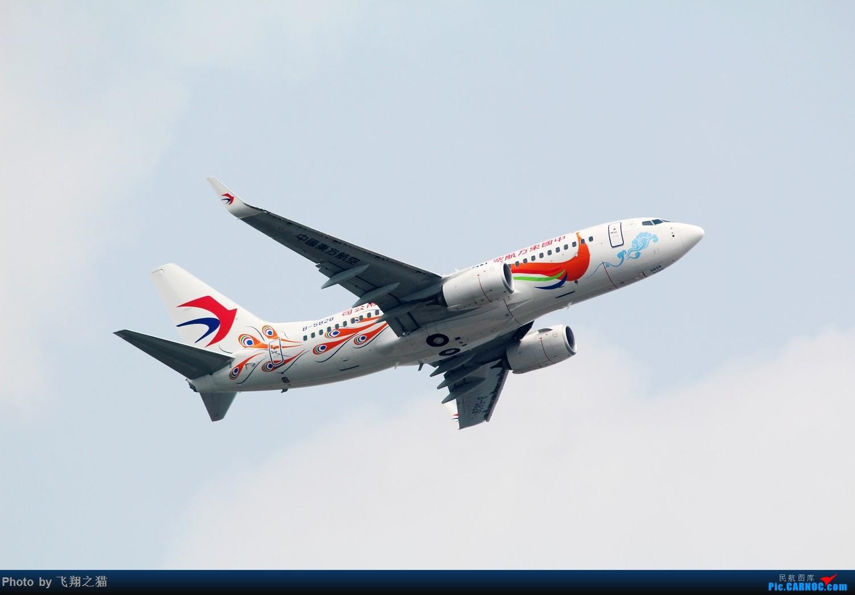 Re:[原创]2015CKG起飞系列图集锦 BOEING 737-700 B-5828 重庆江北国际机场