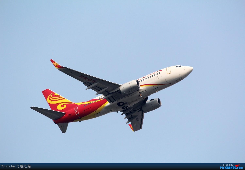 Re:[原创]2015CKG起飞系列图集锦 BOEING 737-700  重庆江北国际机场