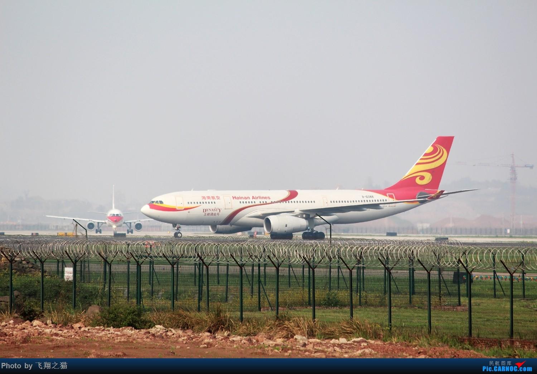 Re:[原创]2015CKG起飞系列图集锦 AIRBUS A330-200 B-6088 重庆江北国际机场
