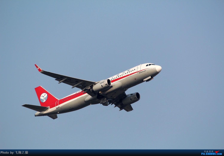Re:[原创]2015CKG起飞系列图集锦 AIRBUS A320  重庆江北国际机场