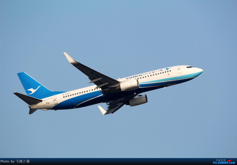 Re:[原创]2015CKG起飞系列图集锦 BOEING 737-800 B-5307 重庆江北国际机场