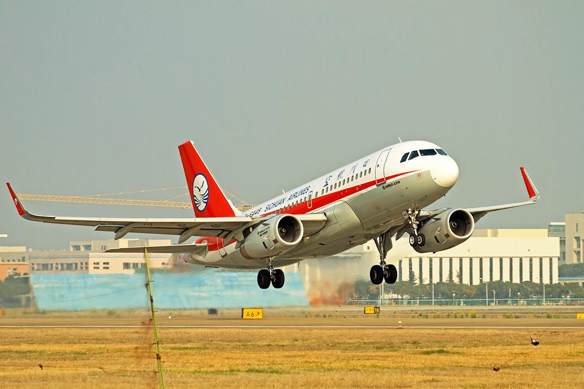 Re:[原创]还是上周拍的一些图 AIRBUS A319-100 B-6449 中国南京禄口国际机场