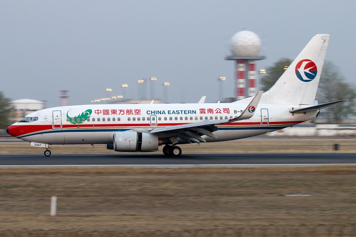 Re:[原创]雨 过 天 晴 [10pics] BOEING 737-700 B-5267 中国北京首都国际机场