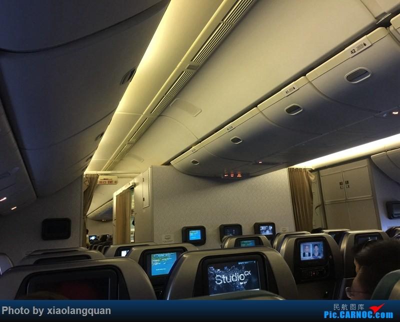 BOEING 777-300ER 韩国首尔仁川机场 Re:春