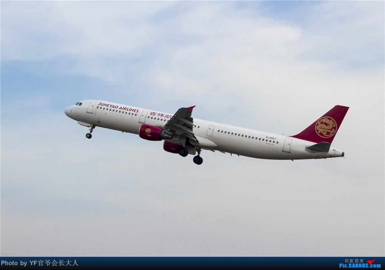 Re:[原创]时隔近半年再来桃仙,收下不少好货 AIRBUS A321-200 B-9957 中国沈阳桃仙国际机场